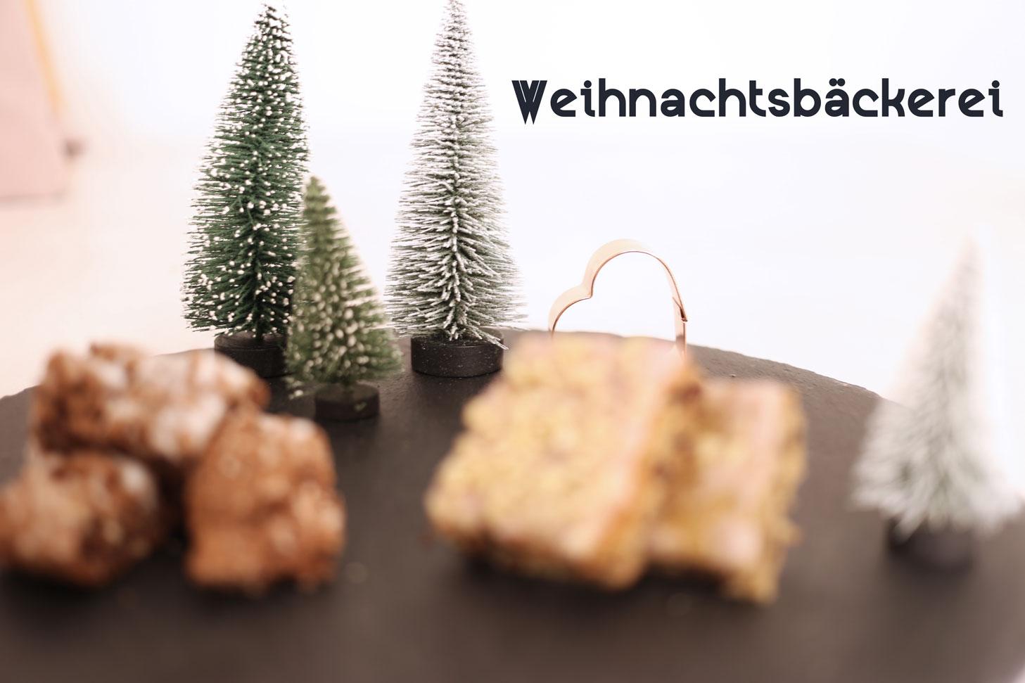 Weihnachtsbaeckerei