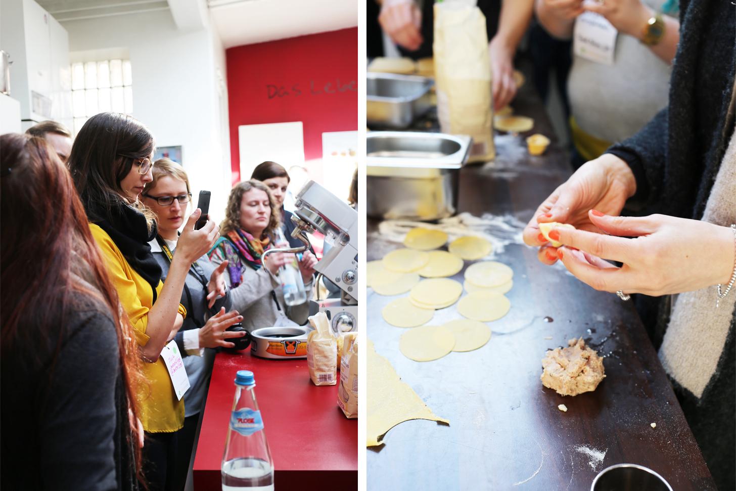 FoodBloggerCamp 2016 Reutlingen - Pasta
