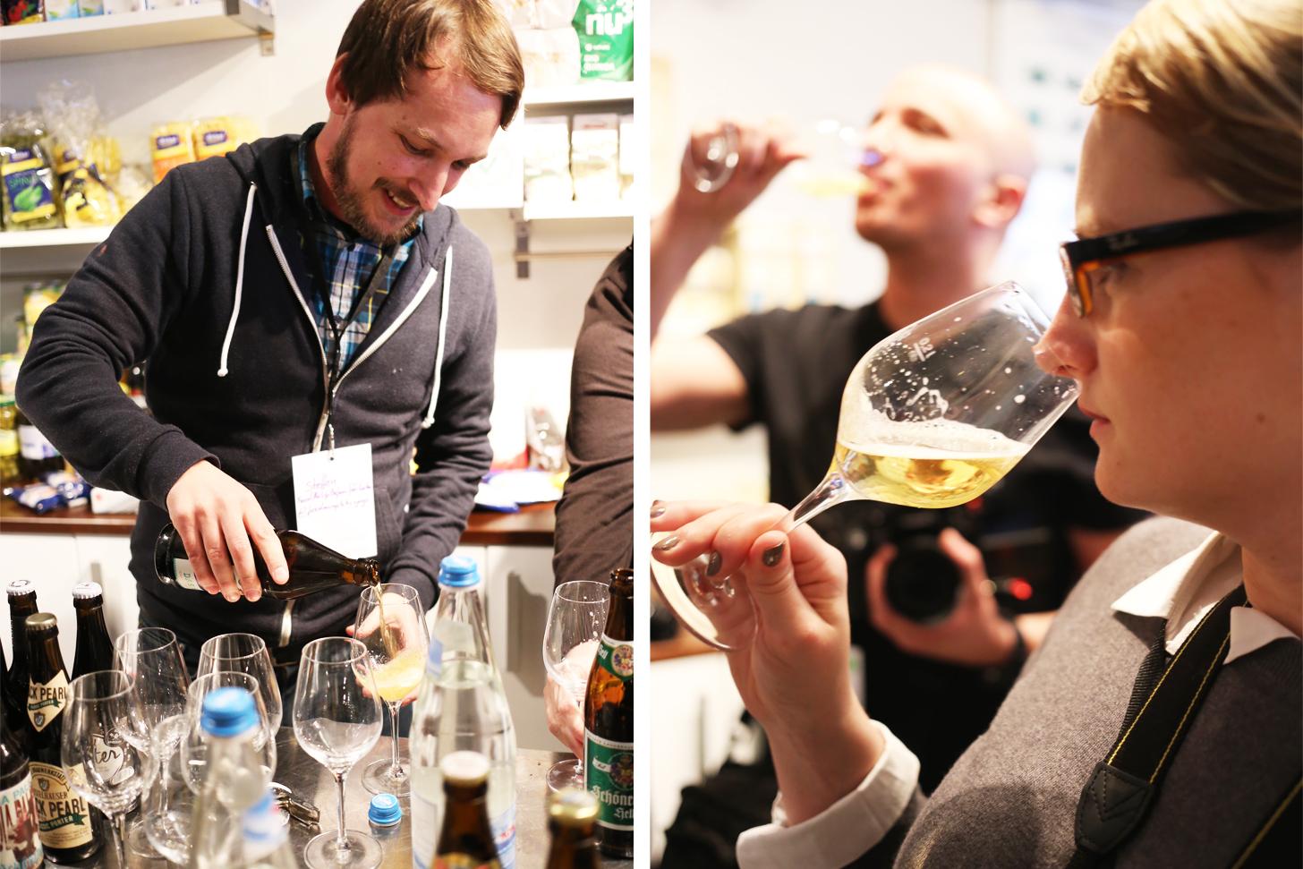FoodBloggerCamp 2016 Reutlingen - Craft Beer