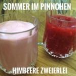 Himbeer Zweierlei von Mr. Nicefood