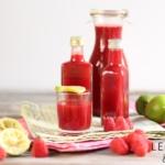 Himbeer Limetten Limes von Lecker & Co