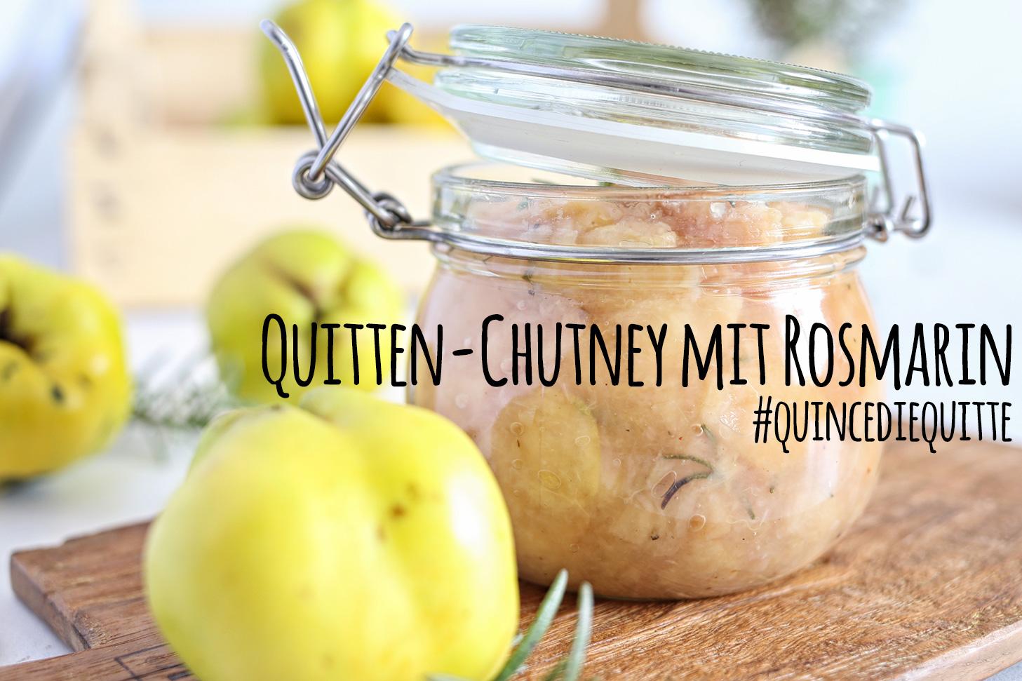 Quitten Chutney