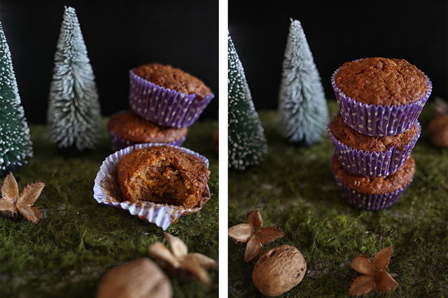 Suesskartoffel-Muffins