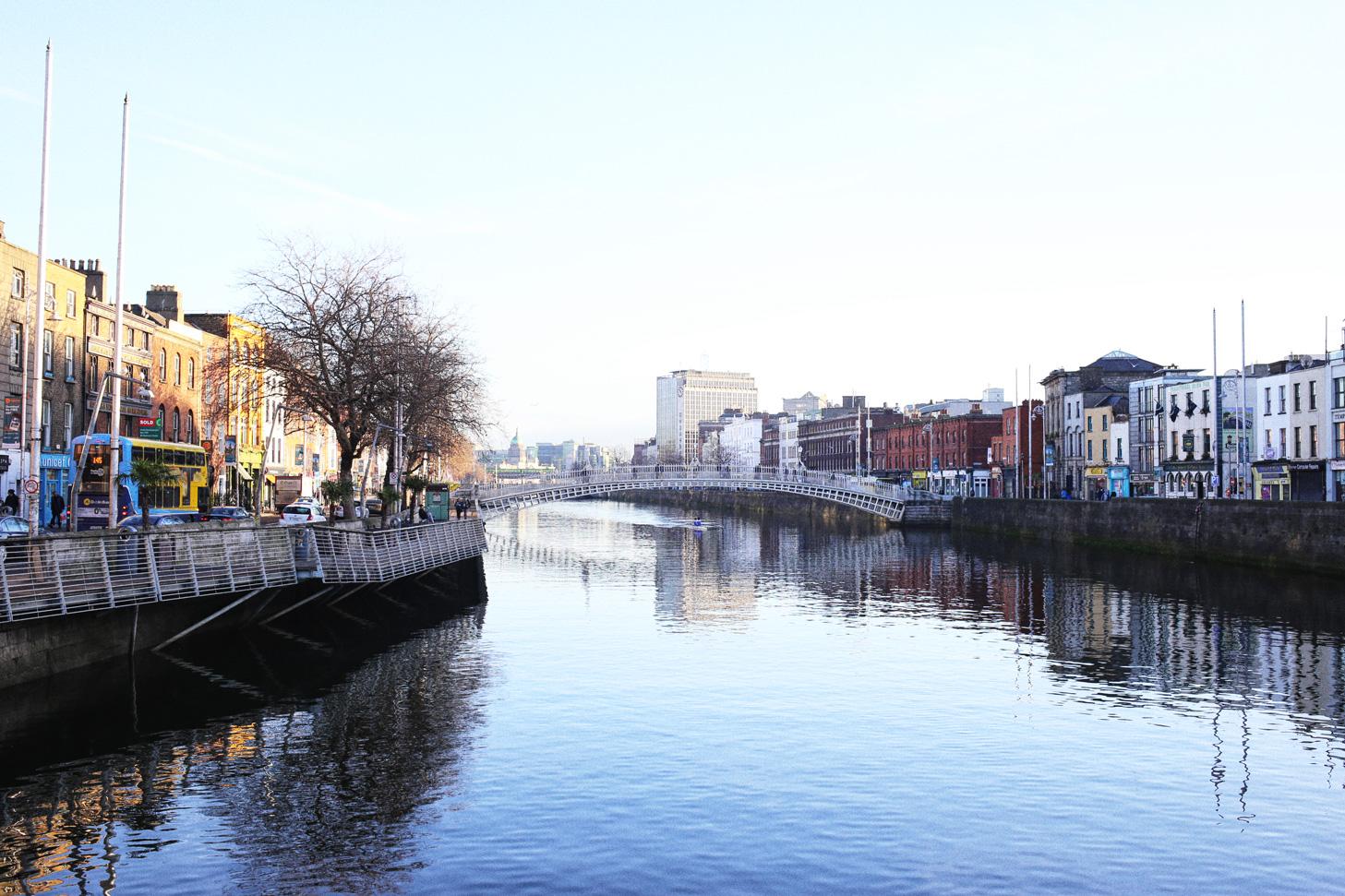 Dublin Brücke