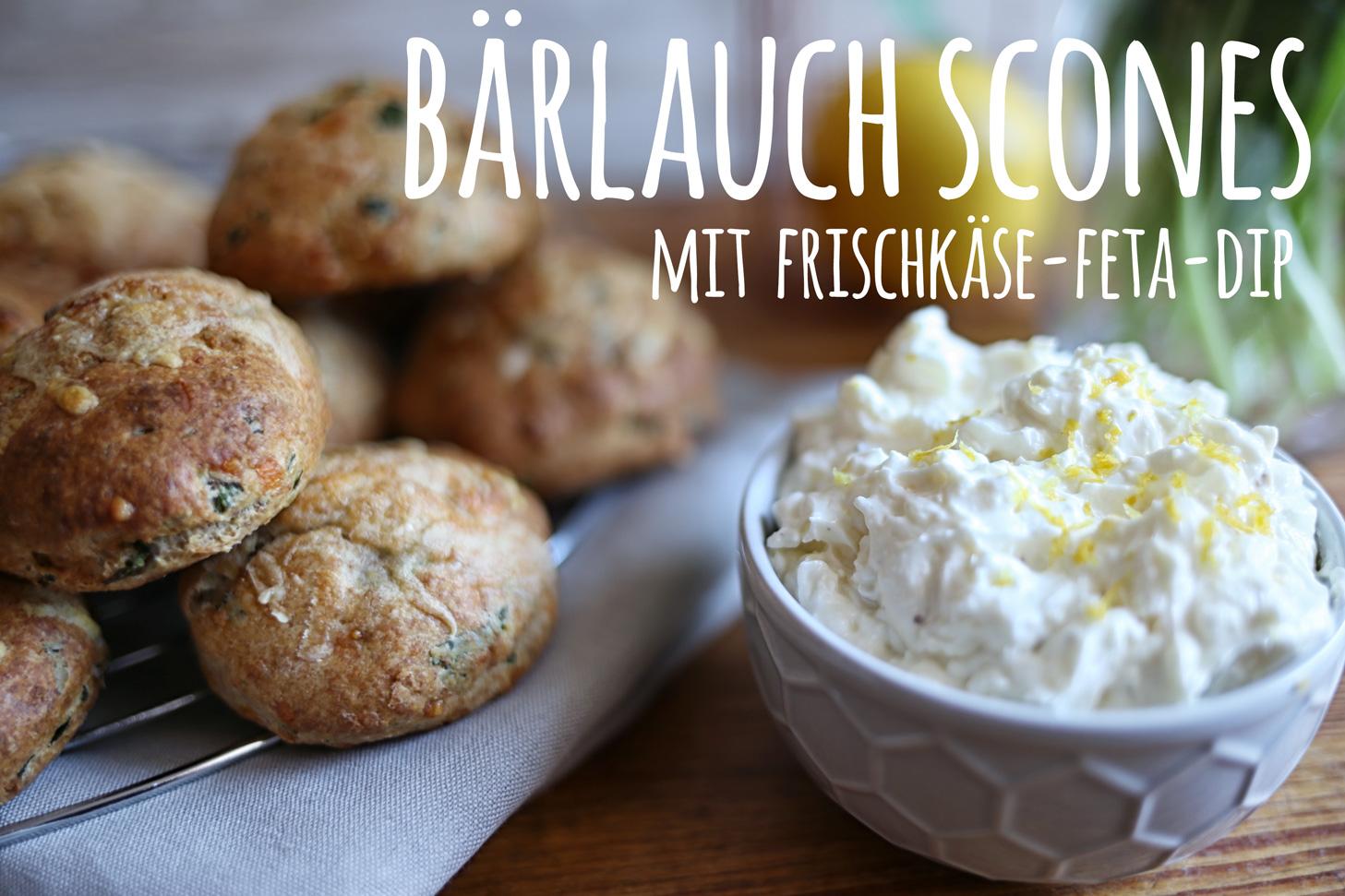 Bärlauch-Scones