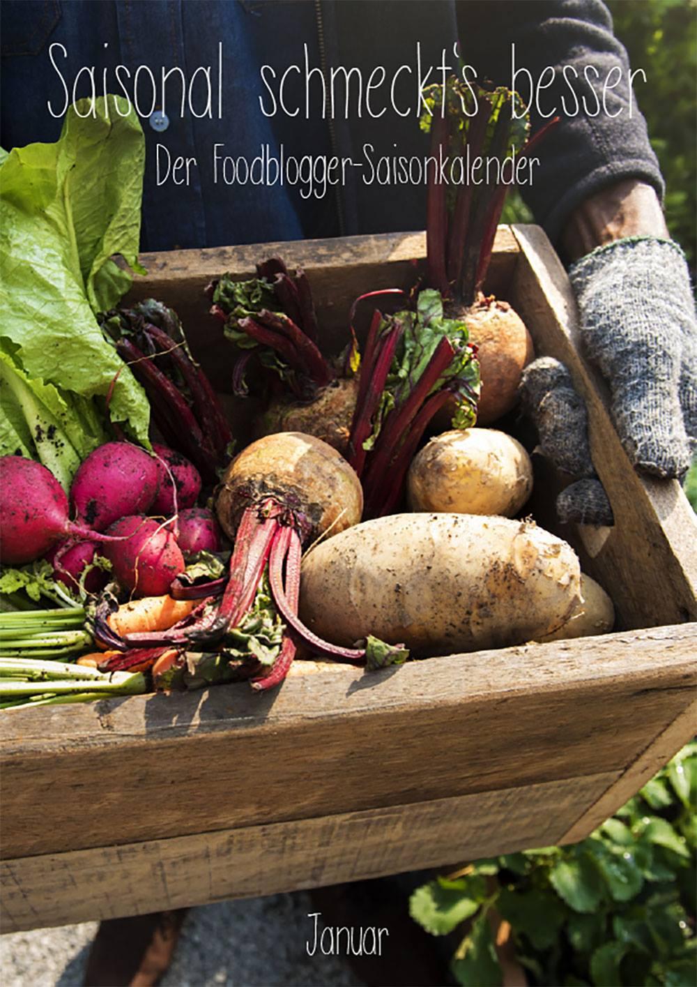 Saisonal schmeckt's besser Januar-Ebook